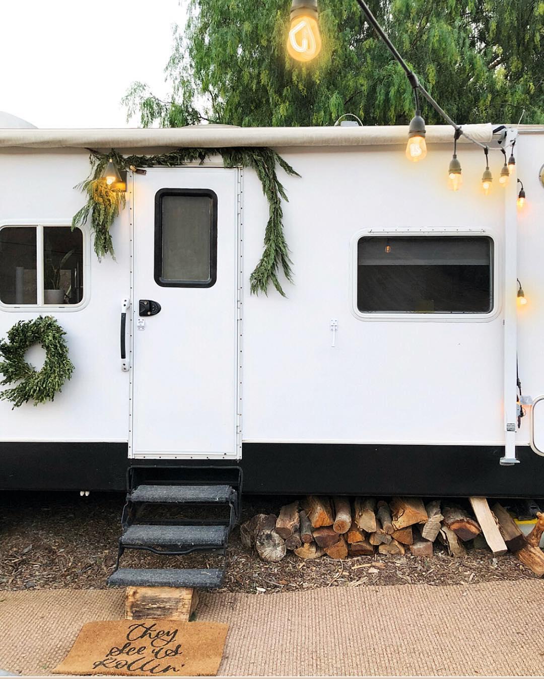 remodel RV camper