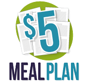 the five dollar plan