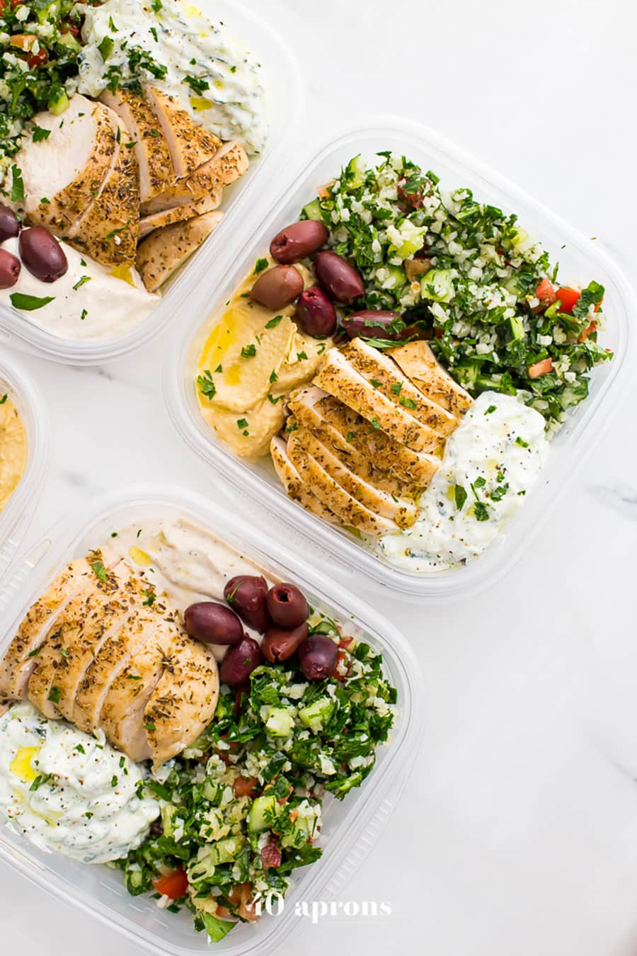 18 healthy + fast recipes, meal prep for beginners