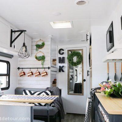 Reno RV farmhouse inspired