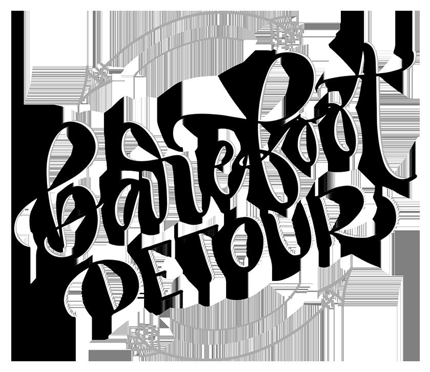 Barefoot detour logo