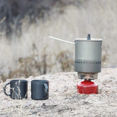 Mountain Safety Research reactor stove system review