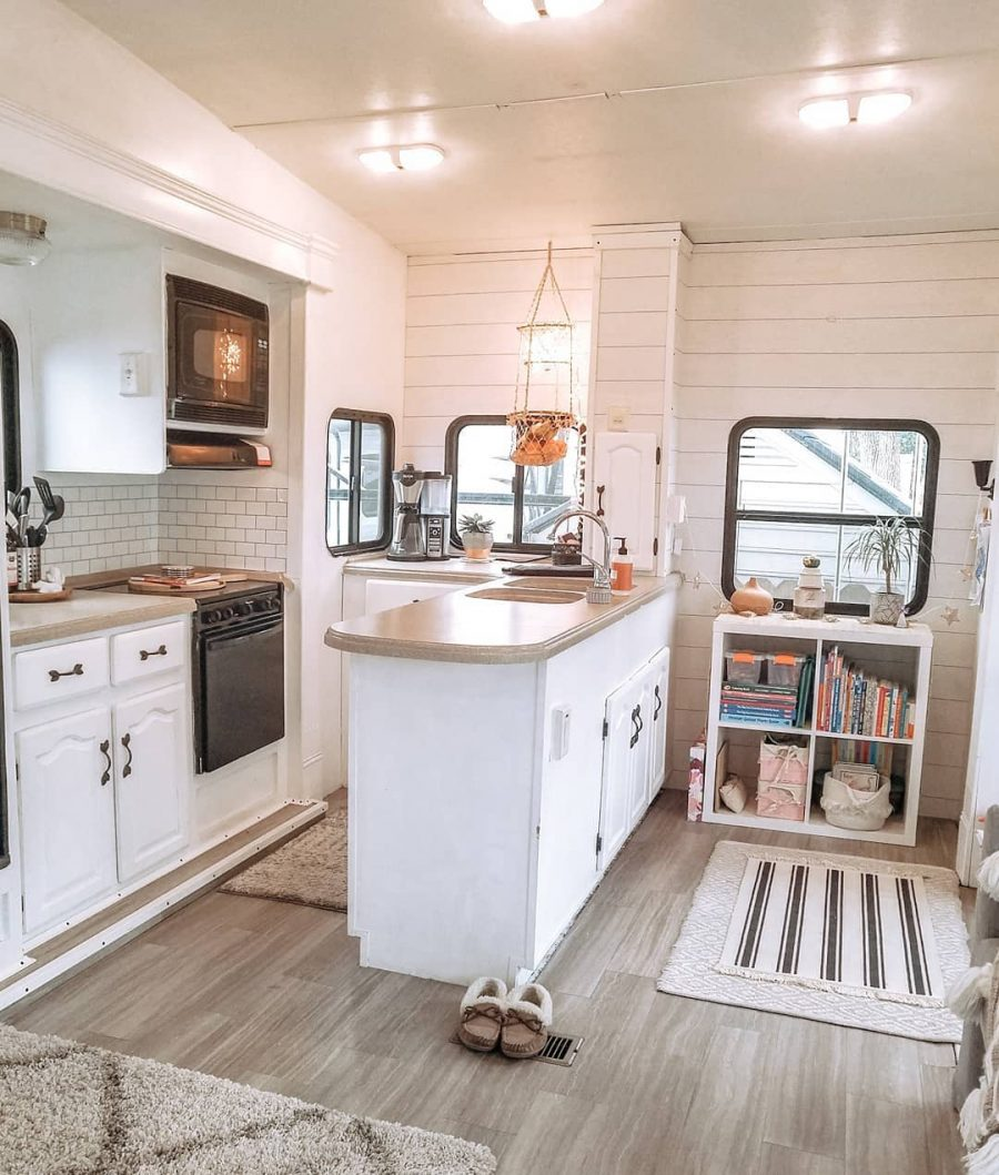 fifth wheel remodel