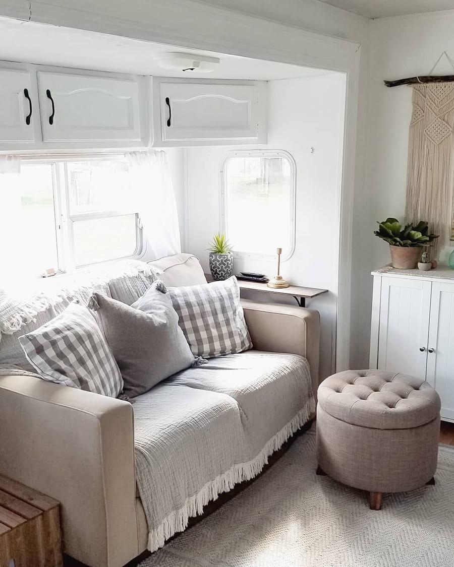 rv farmhouse sofa bed