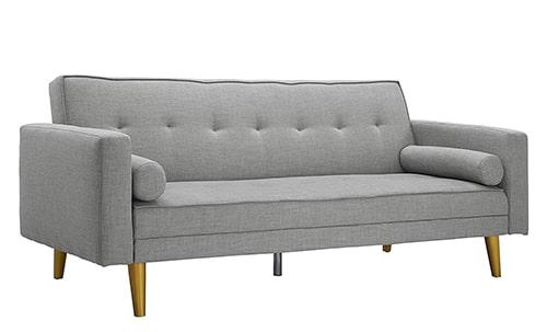 mid century futon