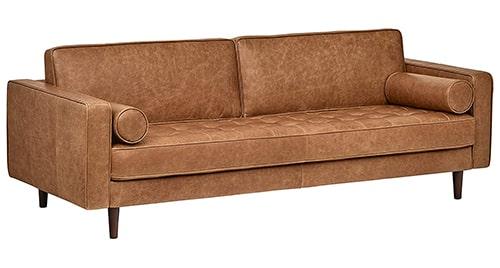 modern leather rv sofa