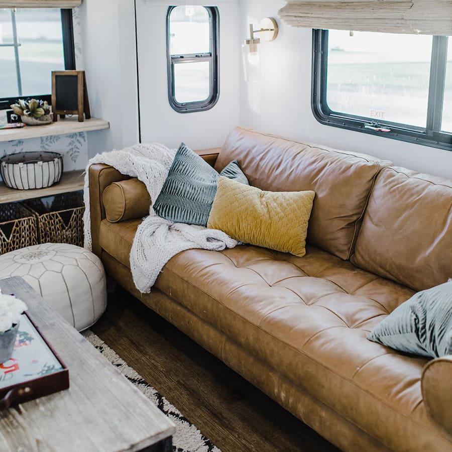 camper sofa bed