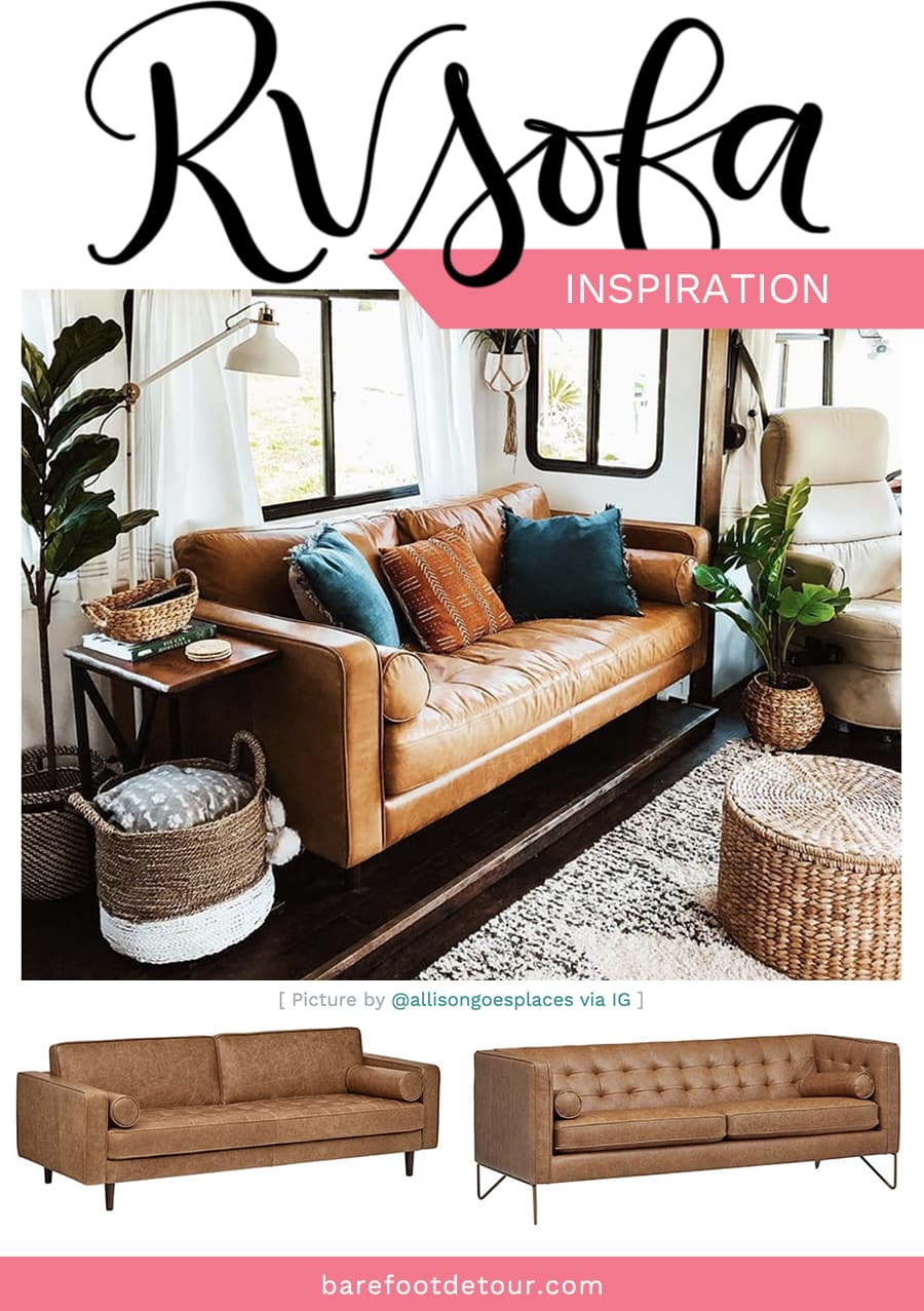 sofa for rv
