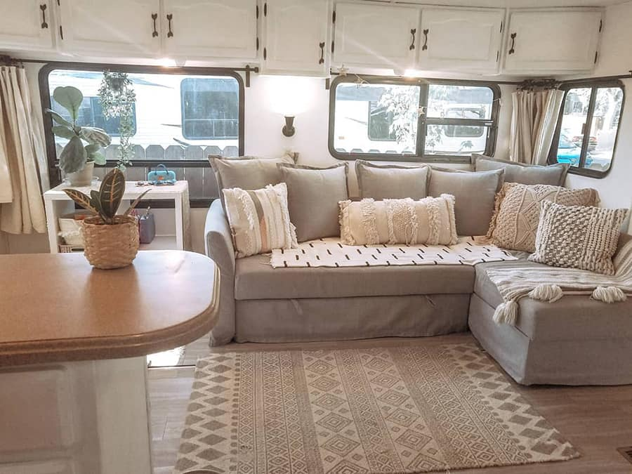 sectional for rv