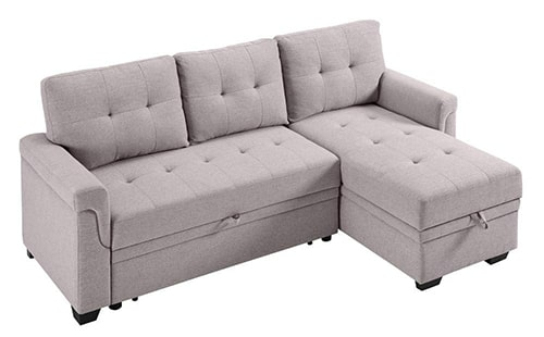 sectional sofa bed for rv