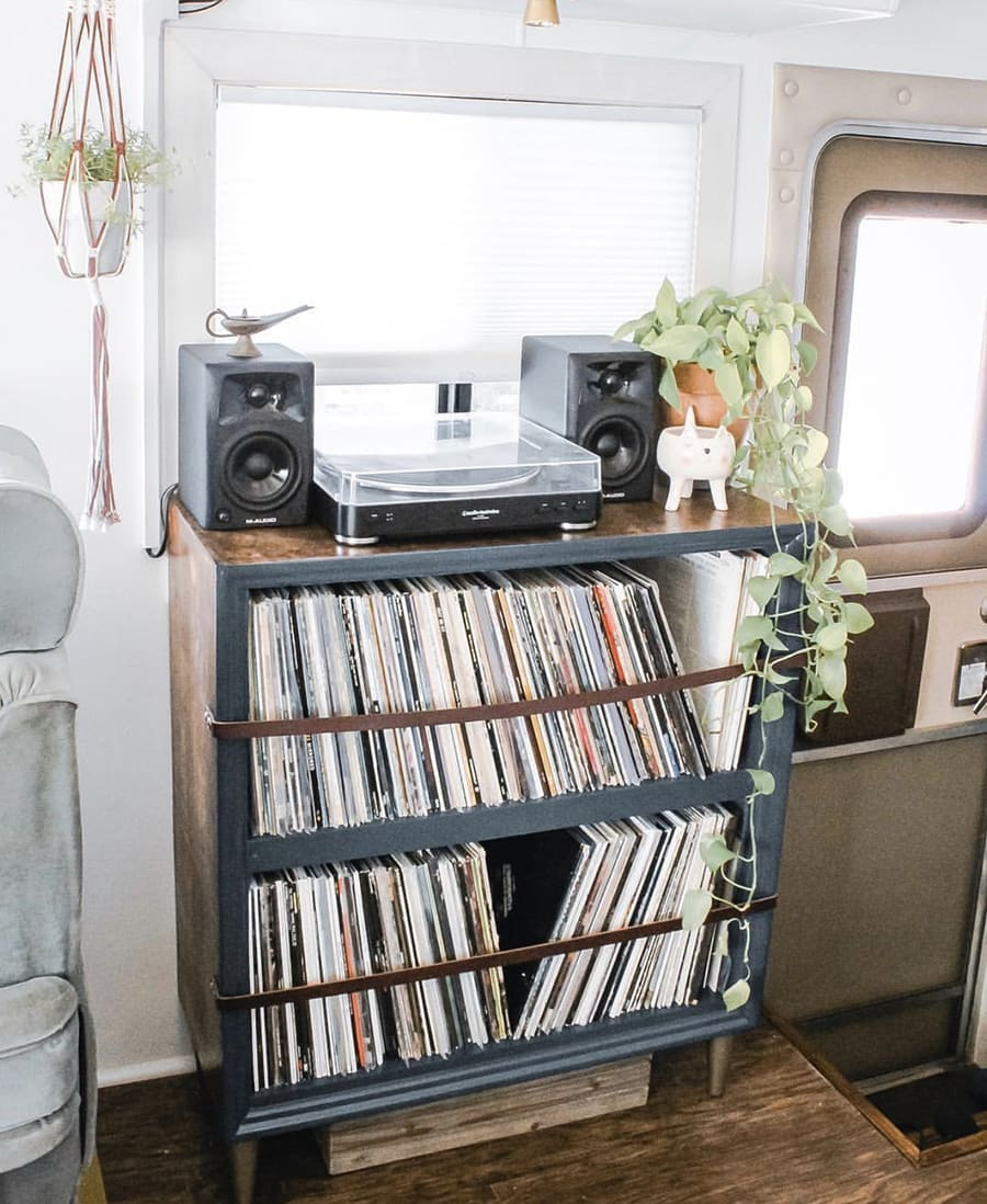 record collection rv