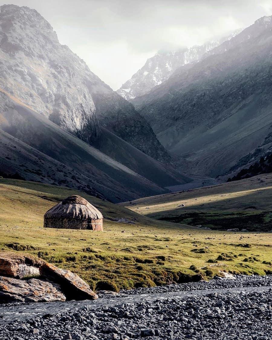 original yurt