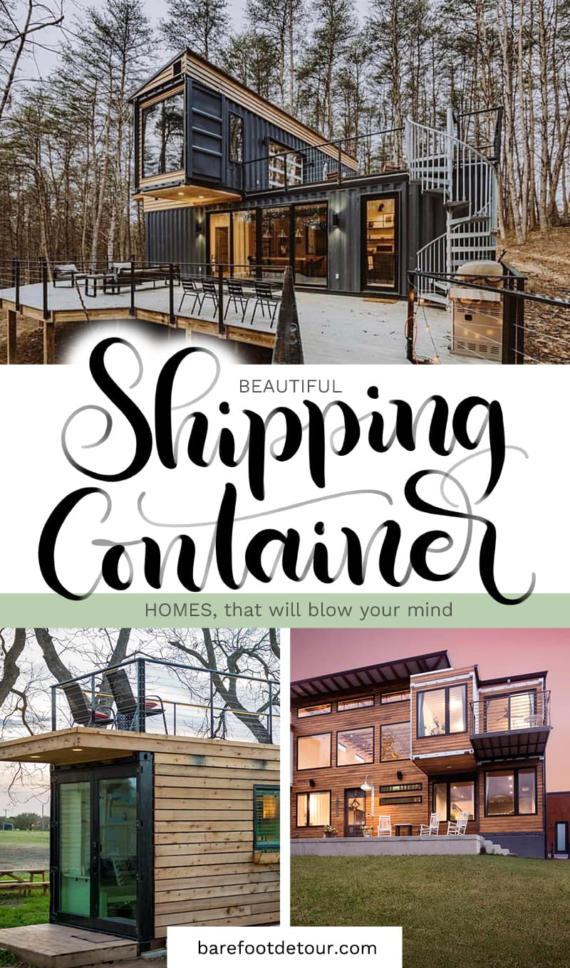 shipping container mix