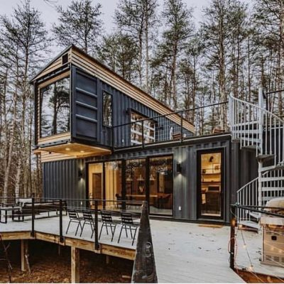 Shipping Container Homes: Sustainable and fashionable tiny houses
