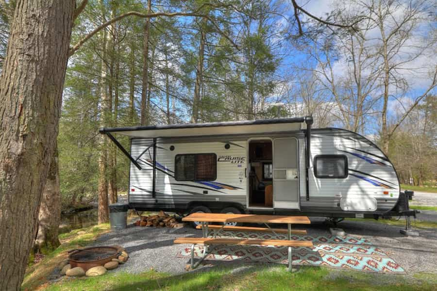 RV Greenbrier Campground