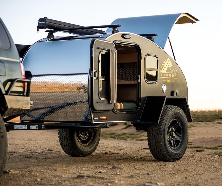 Timberleaf Pika camper