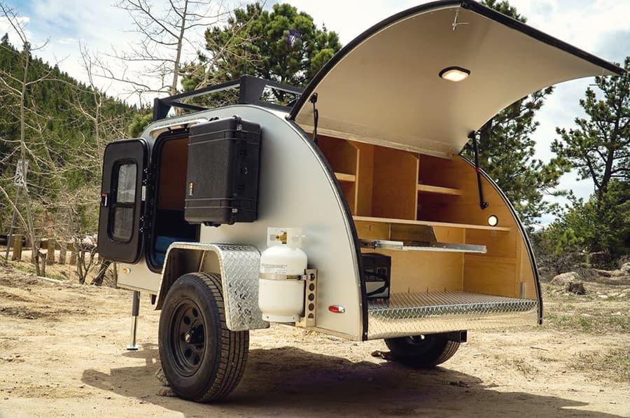 colorado camper interior back