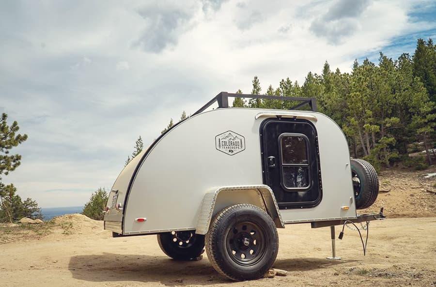 colorado teadrop camper