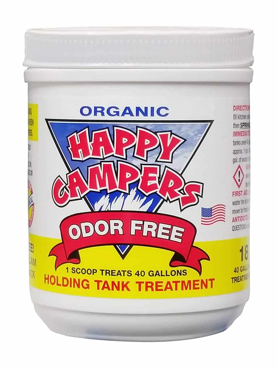 happy camper tank treatment