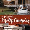 pop up camter tent