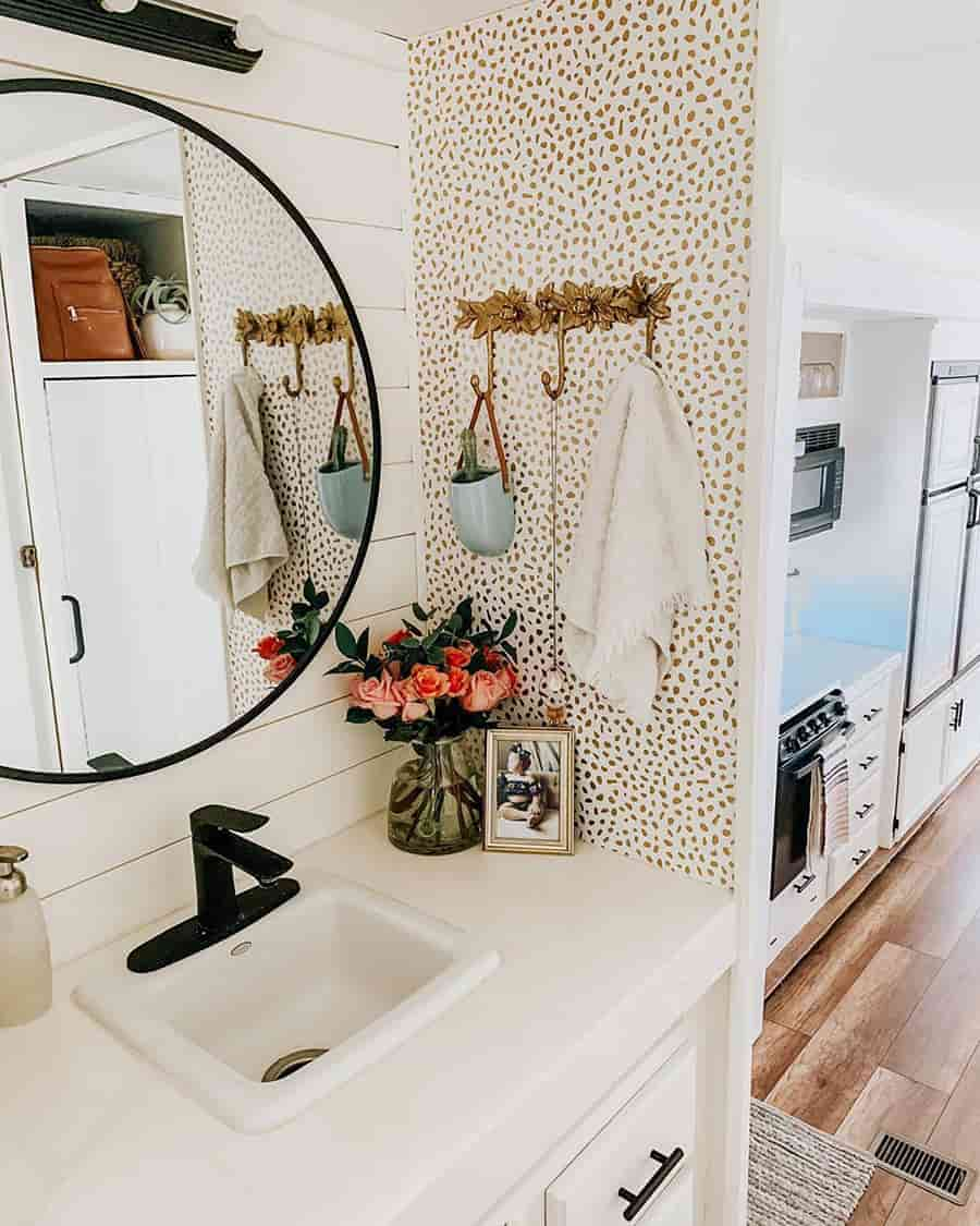 rv bathroom modern ideas