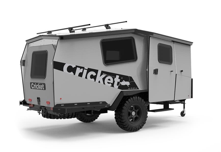 taxa cricket teardrop trailer