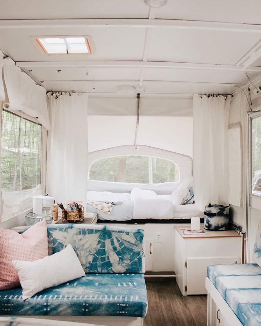 white camper reno