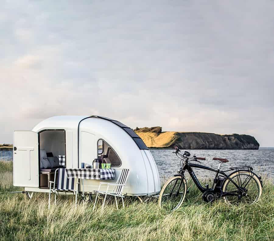 wide path camper bicycle