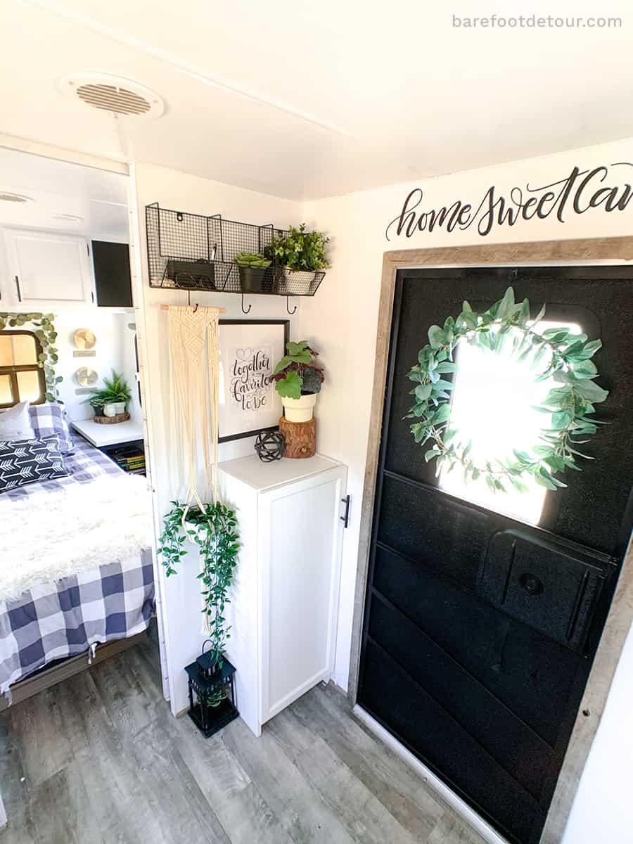 modern rv reno black door