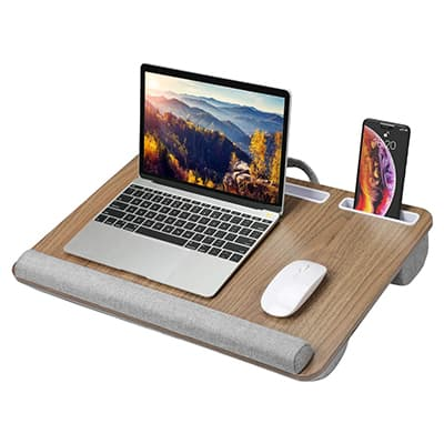 bed tray laptop