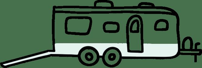 rv toy hauler camper