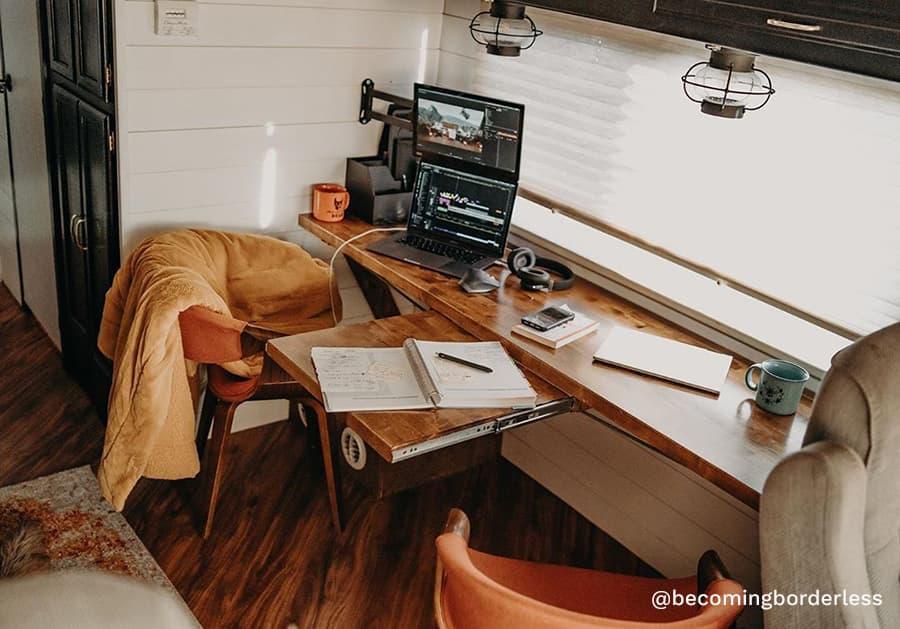 video editing in RV