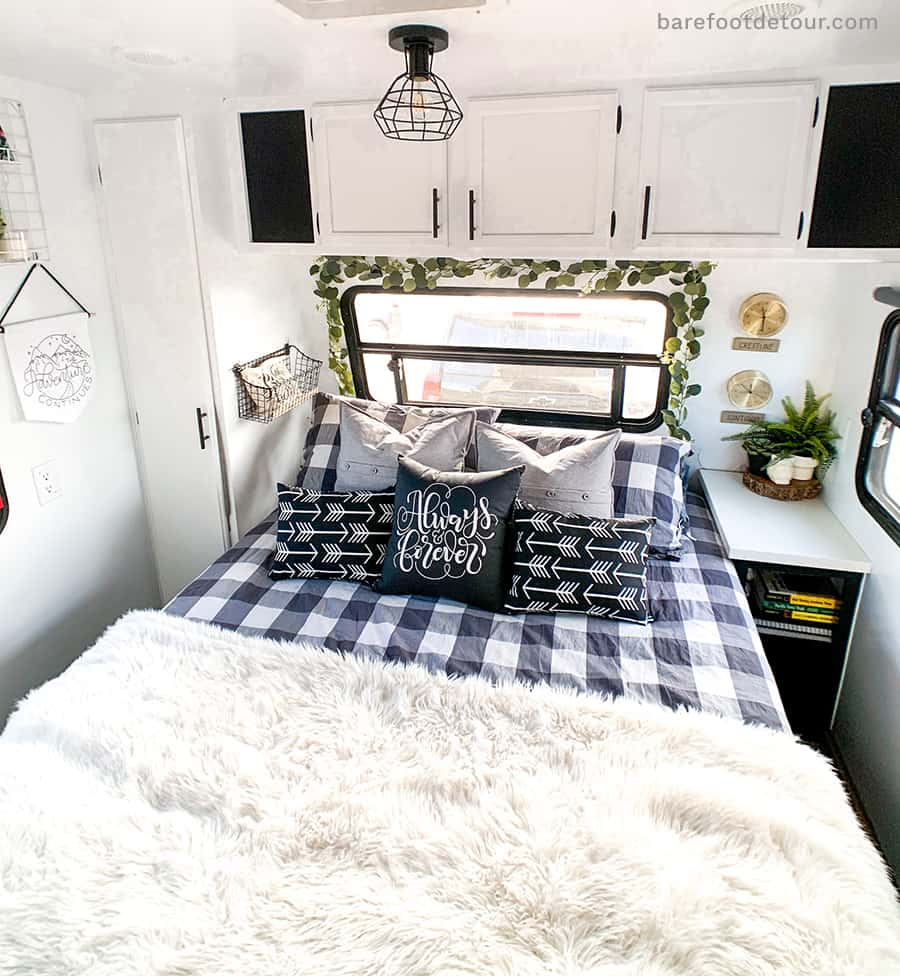 rv mattress bed