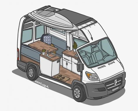 camper van saga